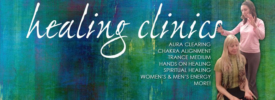 Psychic healing clinics